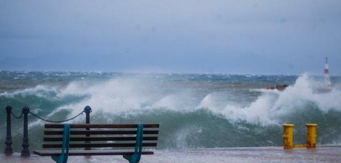 Έκτακτο δελτίο καιρού: Ισχυρές βροχές και καταιγίδες – Πού αναμένεται χαλάζι