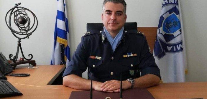 Νέος διοικητής της Τροχαίας Αγρινίου ο Αλέξης Αντωνίου
