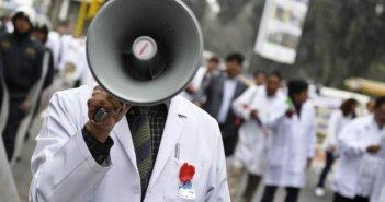 Πανελλαδική απεργία των νοσοκομειακών γιατρών