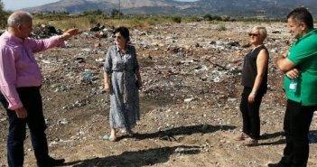 Μεσολόγγι: Άμεση ανταπόκριση της Αντιπεριφερειάρχη Μαρίας Σαλμά σε αιτήματα του Δήμου