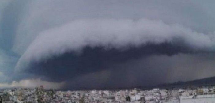 Medicane: Τι είναι ο μεσογειακός κυκλώνας που «απειλεί» την Ελλάδα (VIDEO)