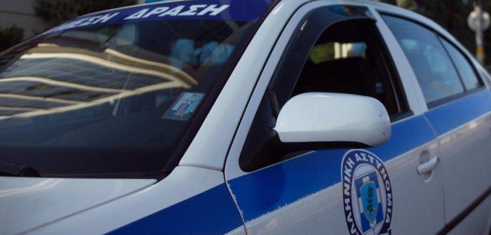 Συλλήψεις για κλεμμένο αυτοκίνητο έξω από το Αγρίνιο
