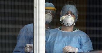 315 κρούσματα ανακοίνωσε ο ΕΟΔΥ, 1 στην Αιτωλοακαρανία