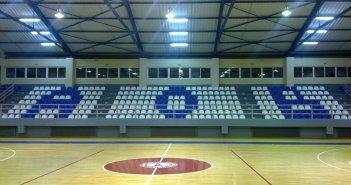 Ελεύθερη είσοδος στο κοινό κάθε Τρίτη και Παρασκευή στο Κλειστό Γυμναστήριο της Βόνιτσας
