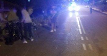 Ναύπακτος: Σοβαρό τροχαίο στην περιοχή του Σκά – Δύο τραυματίες