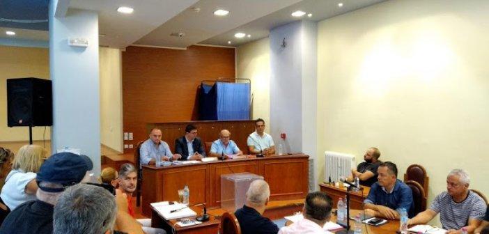 Ξηρόμερο: Συνεδρίαση Δημοτικού Συμβουλίου την Τρίτη κεκλεισμένων των θυρών