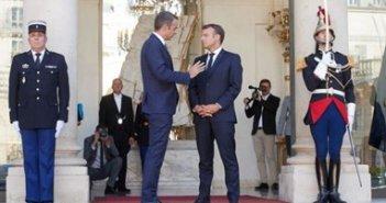 Ελλάδα και Γαλλία, εξήντα και πλέον χρόνια, σε κοινή πορεία στους κόλπους της Ευρώπης!!!