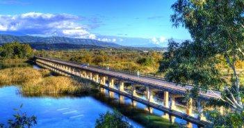 Γέφυρα Στράτου: Μέχρι τον Δεκέμβριο κυκλοφοριακές ρυθμίσεις για εργασίες συντήρησης