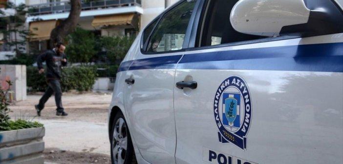 Καινούργιο: Αστυνομική επιχείρηση για την ακινητοποίηση οχήματος