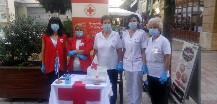 Σεμινάριο Πρώτων Βοηθειών στο Αγρίνιο από τον Ερυθρό Σταυρό (ΔΕΙΤΕ ΦΩΤΟ)