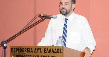Έργα άνω των 100 εκ. ευρώ για την Αιτωλοακαρνανία εξήγγειλε ο Νεκτάριος Φαρμάκης