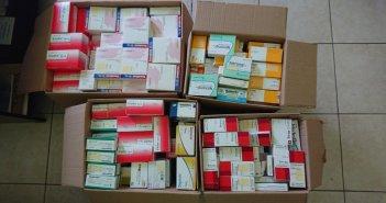 Φαρμακευτική βοήθεια από το «Κοινωνικό Φαρμακείο» του Δήμου Αγρινίου για τους πληγέντες της Καρδίτσας