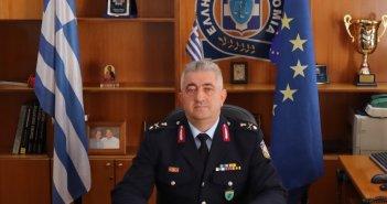 Δήλωση Γενικού Περιφερειακού Αστυνομικού Διευθυντή Δυτικής Ελλάδας Ταξιάρχου Απόστολου Μαρτζάκλη για παραλαβή νέων υπηρεσιακών οχημάτων (ΦΩΤΟ)