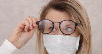 Κορωνοϊός: Πώς βοηθάνε τα γυαλιά στη… μάχη με τον ιό