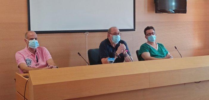 Νοσοκομείο Αγρινίου – Κορονοϊός «Από τύχη δεν υπάρχει διασπορά» λένε οι γιατροί