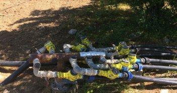 Η µάχη κατά των υδροκλοπών συνεχίζεται
