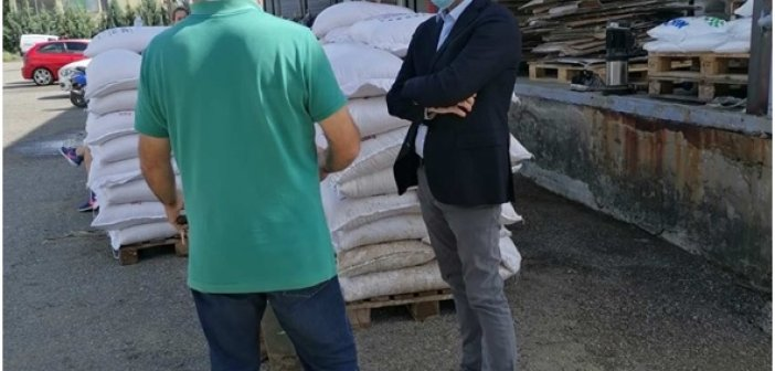 Δέσμευση Χαραδαλιά προς Κ. Καραγκούνη να θέσει την Δημοτική ενότητα Στράτου σε έκτακτη ανάγκη