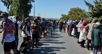 Κορωνοϊός: 243 κρούσματα στον Καρά Τεπέ – Θα συμπεριληφθούν στη σημερινή ενημέρωση του ΕΟΔΥ