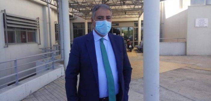 Γ. Καρβέλης : Θα κάνουμε ό,τι χρειαστεί για την ενίσχυση του Νοσοκομείου Αγρινίου