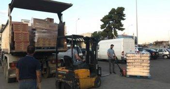 Αγρίνιο: Το Κοινωνικό Παντοπωλείο παρέλαβε τη δωρεά του Ιδρύματος «Σταύρος Νιάρχος» (ΔΕΙΤΕ ΦΩΤΟ)