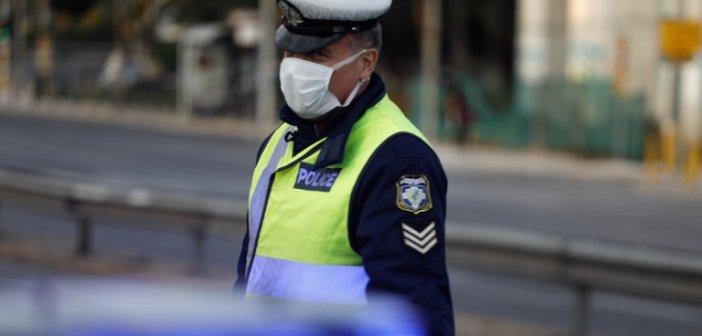 Αγρίνιο: Τέσσερα πρόστιμα για μη χρήση μάσκας