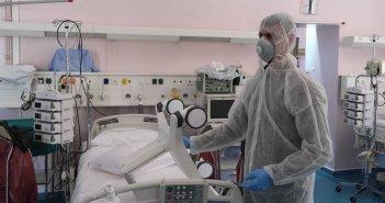 Κορωνοϊός: Κατέληξε στο Θριάσιο 58χρονος – Στους 390 οι νεκροί
