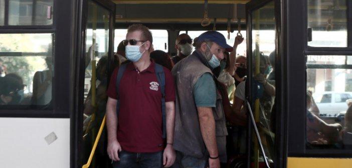 Δυτική Ελλάδα: 10 πρόστιμα για μη χρήση μάσκας την Τετάρτη