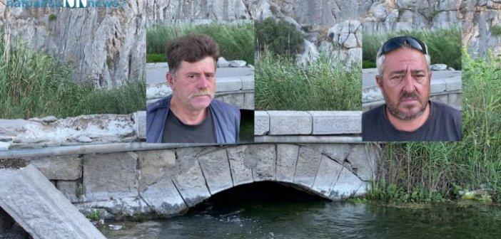 Κρυονέρι Ναυπακτίας: Ξήλωσαν τις πέτρες από το γεφυράκι στη Γλύφα – Δεν έχουν τέλος οι βανδαλισμοί σε μια πανέμορφη περιοχή
