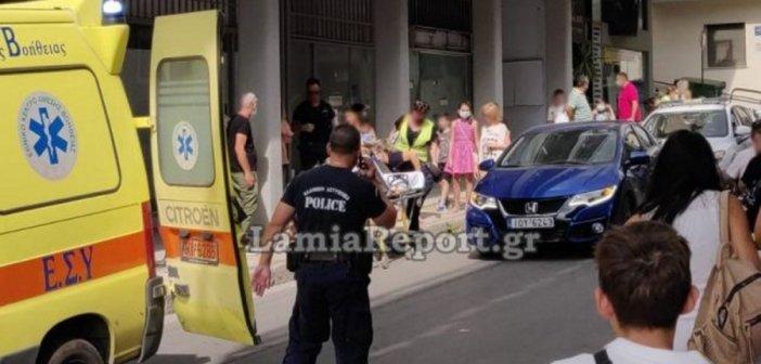 Λαμία: Αυτοκίνητο παρέσυρε μαθήτρια έξω από το σχολείο της!