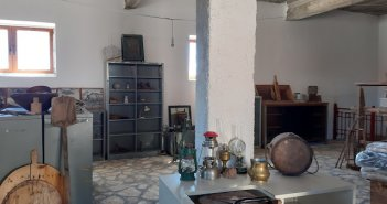 Σε φάση ολοκλήρωσης το Λαογραφικό Μουσείο Μπαμπίνης (ΔΕΙΤΕ ΦΩΤΟ)