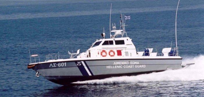 Βυθίστηκε σκάφος με μετανάστες Ανατολικά της Κρήτης
