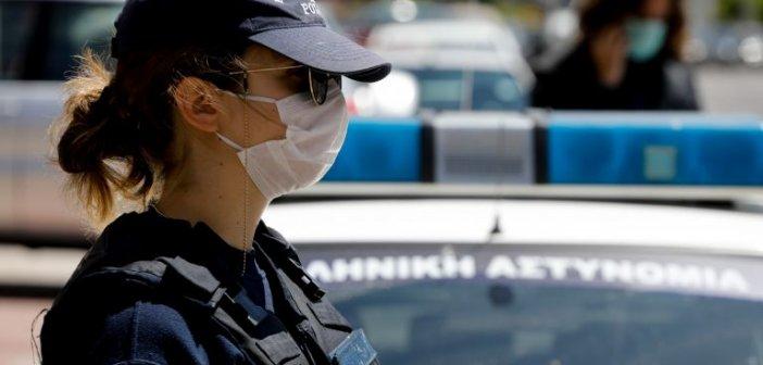Δυτική Ελλάδα: Είκοσι πρόστιμα χθες για μη χρήση μάσκας