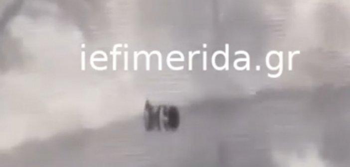 Ντοκουμέντο από τον Εβρο: Συνοριοφύλακες με θερμικές κάμερες εντοπίζουν και σταματούν μετανάστες (VIDEO)