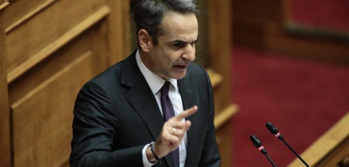 Δημοσκόπηση GPO: Απόλυτη κυριαρχία ΝΔ και Μητσοτάκη – Ποσοστά ρεκόρ η αποδοχή των χειρισμών στα εθνικά θέματα