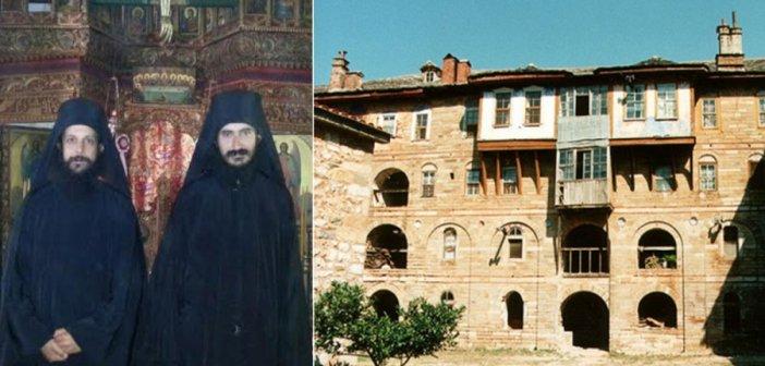Μοναχός από το Αγρίνιο αναστηλώνει το ιστορικότερο κελί του Αγίου Όρους