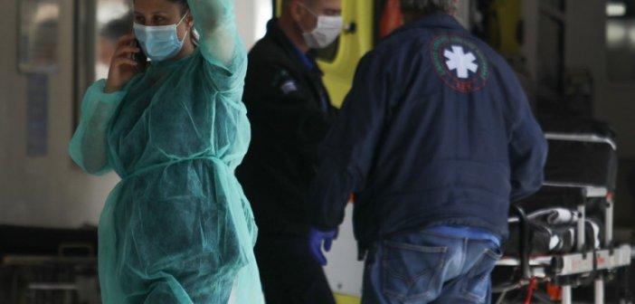"""Κορονοϊός: Κανένα κρούσμα σήμερα στην Αιτωλοακαρνανία – H Αττική """"φλέγεται"""" – Αναλυτικά ο χάρτης"""