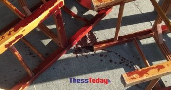 """Ορεστιάδα: """"Άγριο"""" ξύλο οπαδών στο κέντρο της πόλης! (ΔΕΙΤΕ ΦΩΤΟ)"""