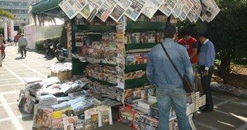 Κορονοϊός: Λουκέτο τα μεσάνυχτα σε περίπτερα και καταστήματα ψιλικών στην Αττική