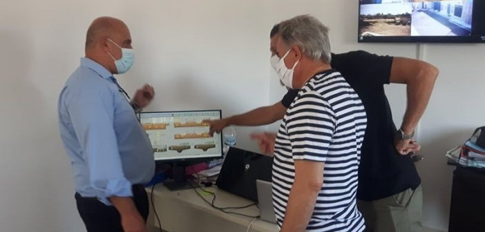 Ολοκληρώνεται και παραδίδεται το έργο της επέκτασης του Βιολογικού Καθαρισμού Ναυπάκτου
