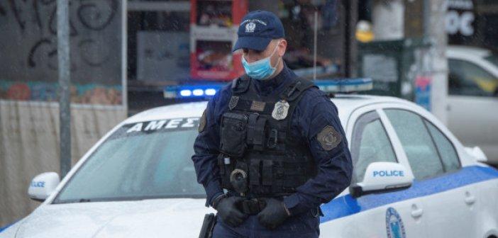 Κορωνοϊός: Συνεχίζονται οι αστυνομικοί έλεγχοι – 15 παραβάσεις στη Δυτική Ελλάδα
