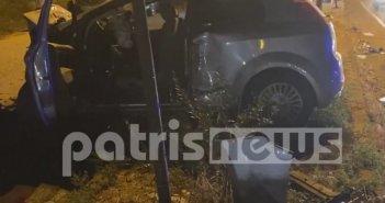 Δυτική Ελλάδα: Σοκάρουν τα αμοντάριστα πλάνα μετά το φοβερό τροχαίο με το νεκρό βρέφος (Βίντεο)