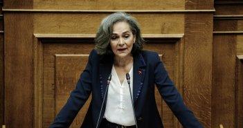 Ερώτηση της Σ. Σακοράφα σχετικά για την αντιμετώπιση των καταστροφών από τον «Ιανό» στην Αιτωλοακαρνανία