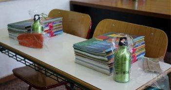 Κορωνοϊός: Εντοπίστηκε κρούσμα σε δημοτικό της Πάτρας