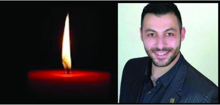 """Σοκ στο Αγρίνιο: """"Έφυγε"""" ο 27χρονος Πάνος Πλεξίδας"""