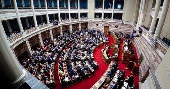 Βουλή: Υπερψηφίστηκαν τα μέτρα στήριξης για τους πληγέντες από τον «Ιανό»