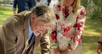 Ο Γιάννης Βούρος ξαναπαντρεύτηκε την πρώην σύζυγό του (ΦΩΤΟ)
