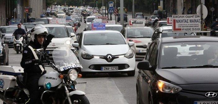 Δυτική Ελλάδα: 6.401 οι προσωρινές άδειες οδήγησης μέσω της ψηφιακής διαδικασίας