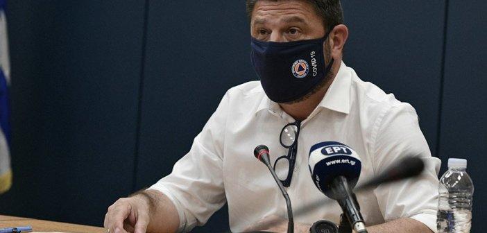 Χαρδαλιάς: Οι μαθητές που δεν φορούν μάσκα δεν θα μπαίνουν στην τάξη