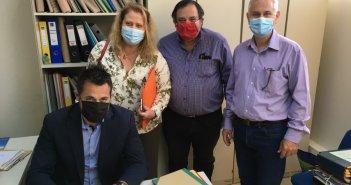 Αμφιλοχία: Τρεις μελέτες αναβάθμισης αλιευτικών καταφυγίων υπέγραψε το Δημοτικό Λιμενικό Ταμείο