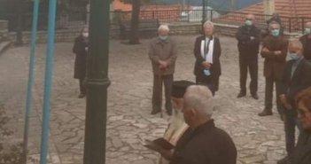 Ο Εορτασμός της 28ης Οκτωβρίου στην Ανάληψη Τριχωνίδος